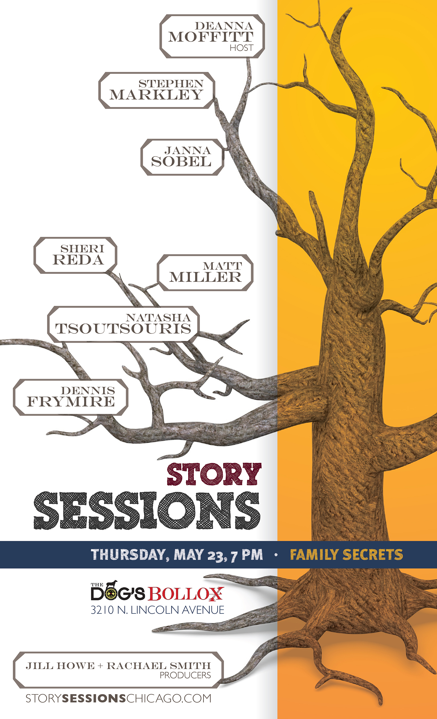 Sessions MAY 23